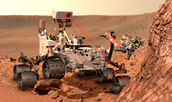 NASA's Mars Exploration Rover Mission (MER)